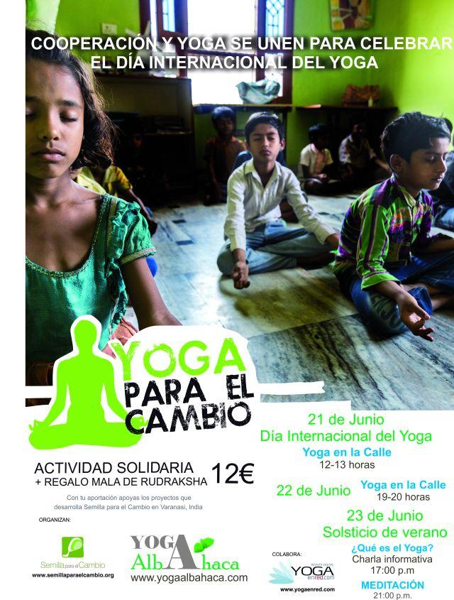 dia internacional del yoga2017