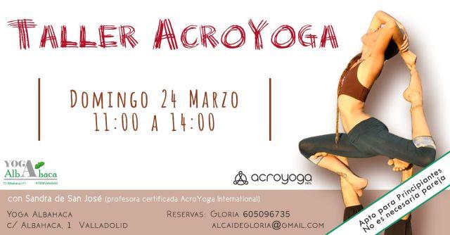 Yoga Albahaca 24marzo