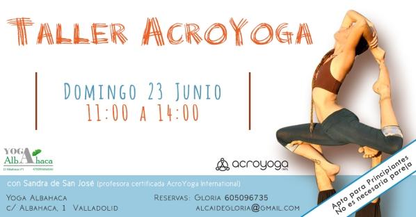 Yoga Albahaca 23junio